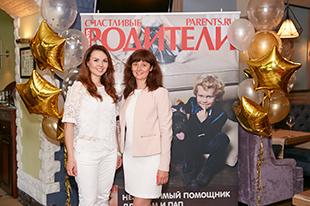 Ольга Сергодеева и Евгения Смоловик (Parents)