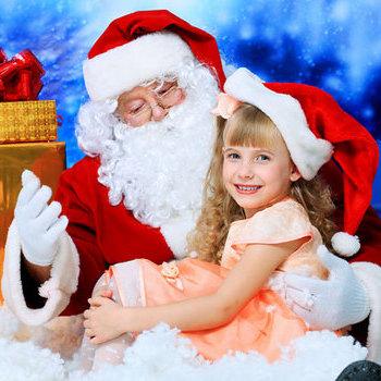 Santas are different