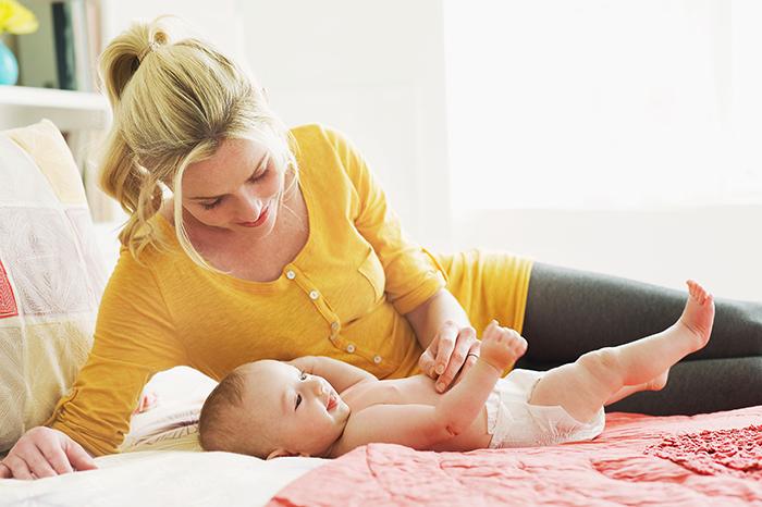 Выбираем подгузники для малышей