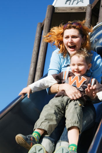How to deal with children's fears: a few sedative strategies