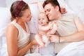 Есть ли секс после родов?