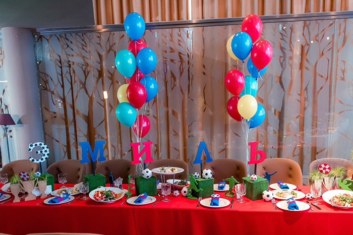 284Как отметить день рождения 6 лет мальчику