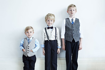 Трое мальчишек: главные условия перемирия