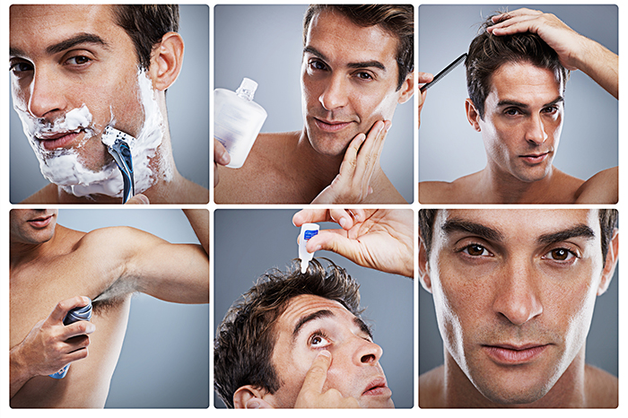 Men's cosmetics: the latest trends