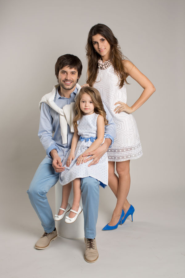 "Vasily Kireev: ""With great efforts we built a very strong family"""