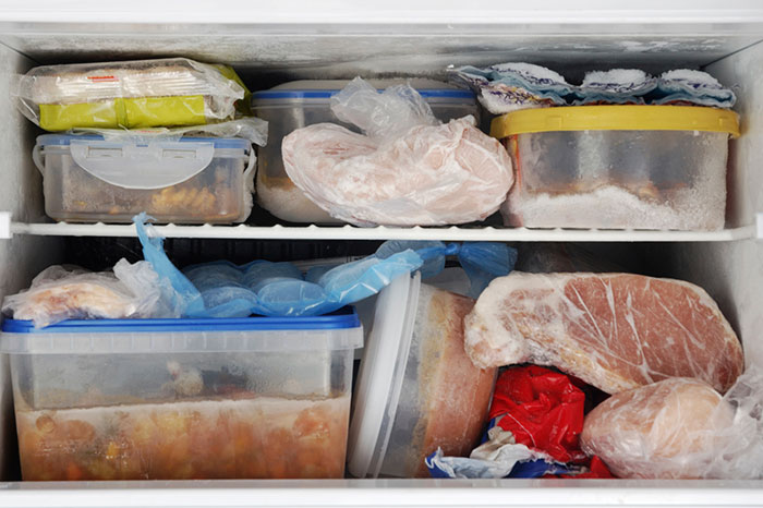 5 steps to the perfect freezer