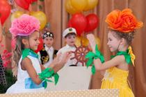 Выпускной ( в детском саду)