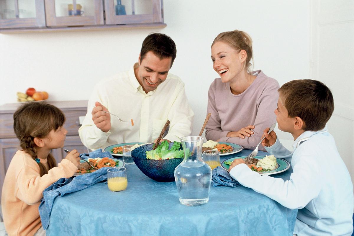 Вкус к еде нужно воспитывать