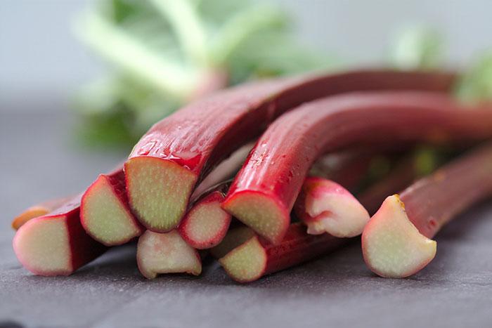 7 good reasons to love rhubarb