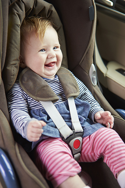 5 facts about the safety of children in the car