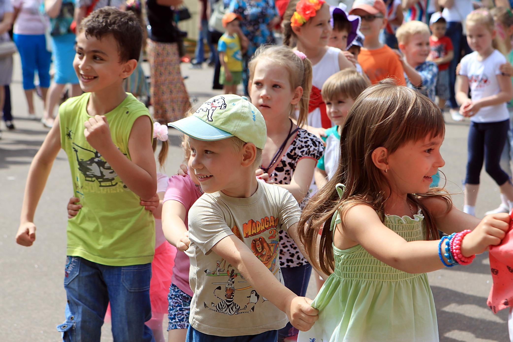 Izmailovo Park will host a childhood holiday