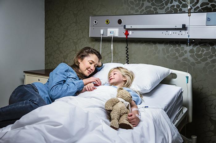 Малыш в больнице: тонкости и проблемы госпитализации ребенка