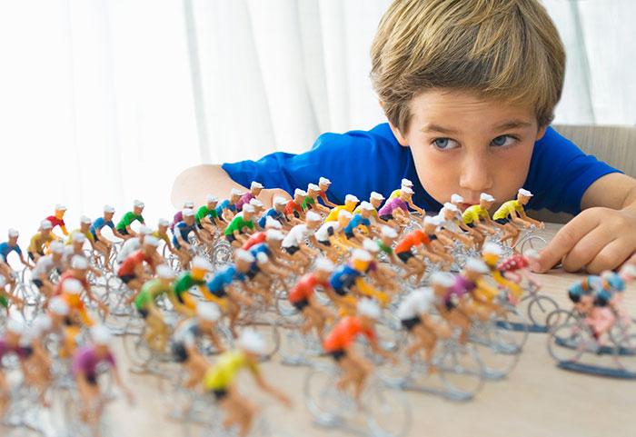 Ребенок-коллекционер