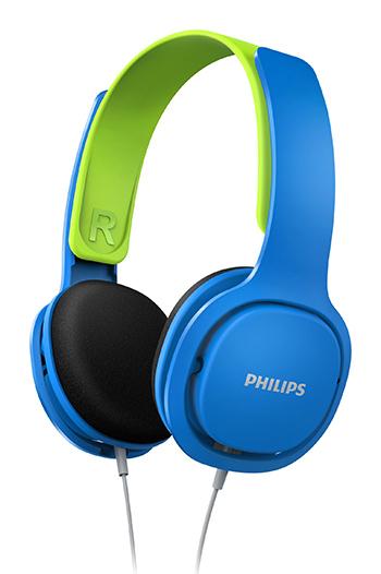 Testing children's headphones