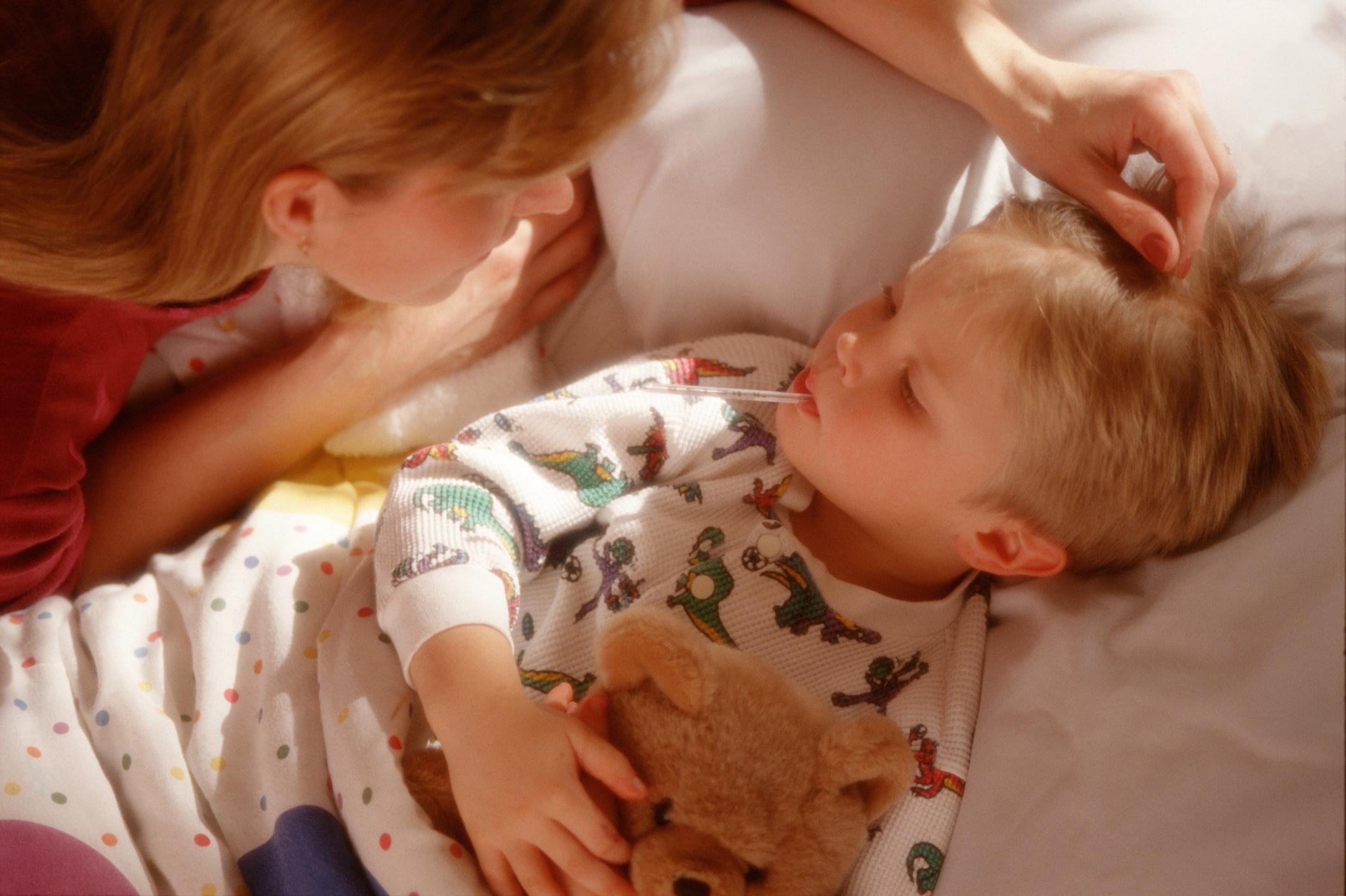 Mononucleosis in children: how to treat