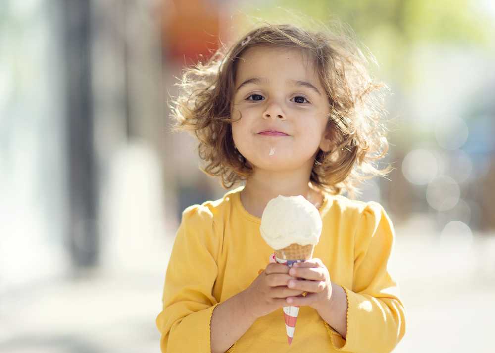 Children do not like healthy food