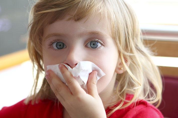 Бытовые аллергены: плесень и пыль