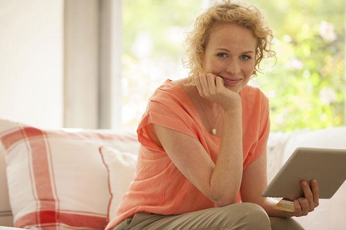 С доставкой на дом: онлайн-шопинг