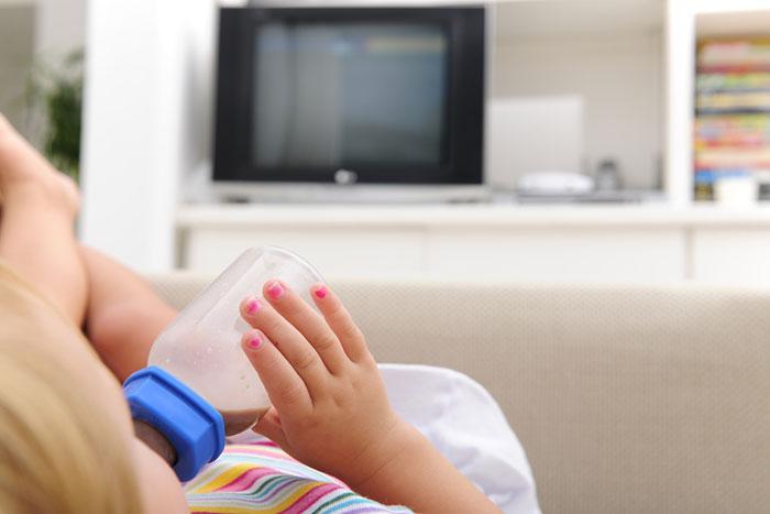 New childhood disease: hypodynamia