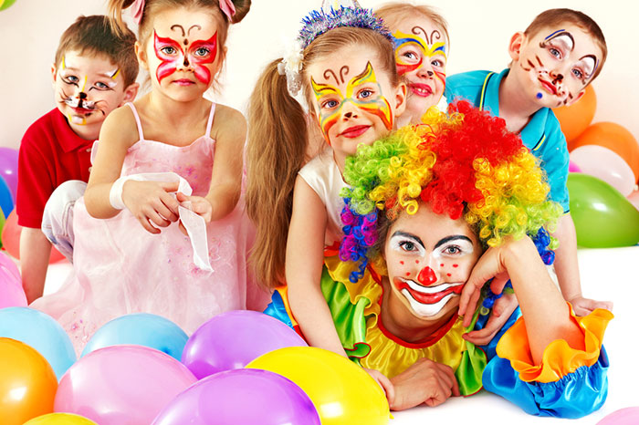 What you need to think about when organizing a children's birthday