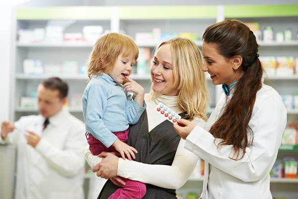 Лекарства и ребенок: работа над ошибками