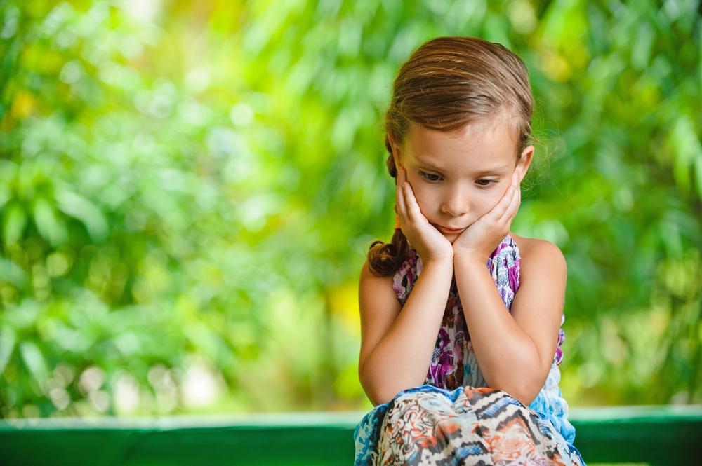 Summer misfortune: worms in children