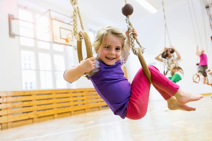 Спорт для самых маленьких: с чего и когда начинать