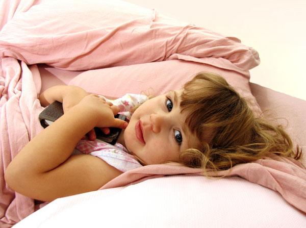 Despierta, es hora de ir al jardín de infantes
