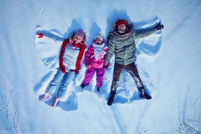 Семейная морозотерапия