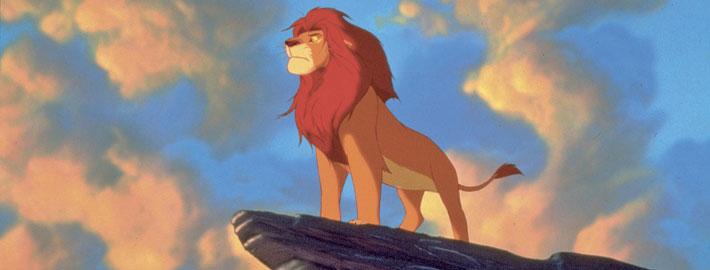 El regreso del rey de los leones.