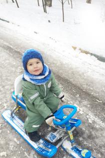 Георгий, 3 года