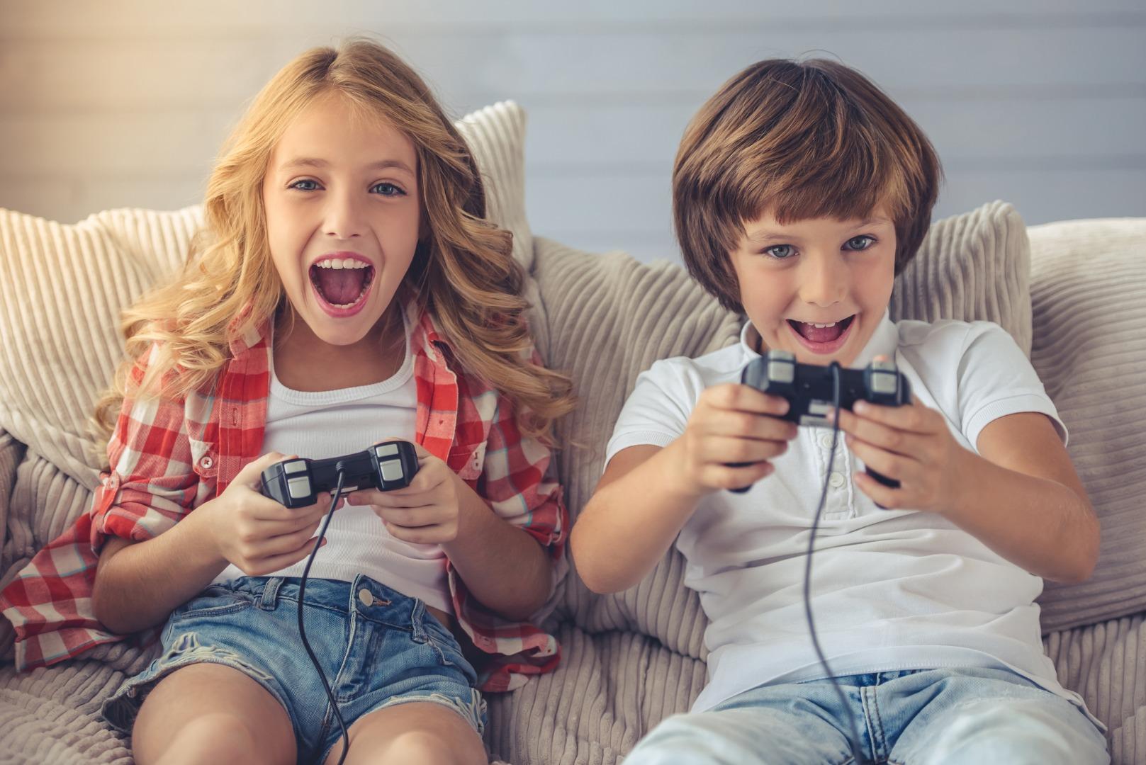Топ-5 детских видеоигр, чтобы учить английский