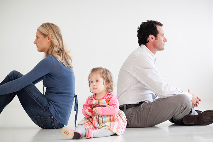 6 reasons for quarrels with young parents