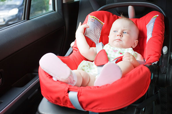 Forward, let's go! (choose car seat)