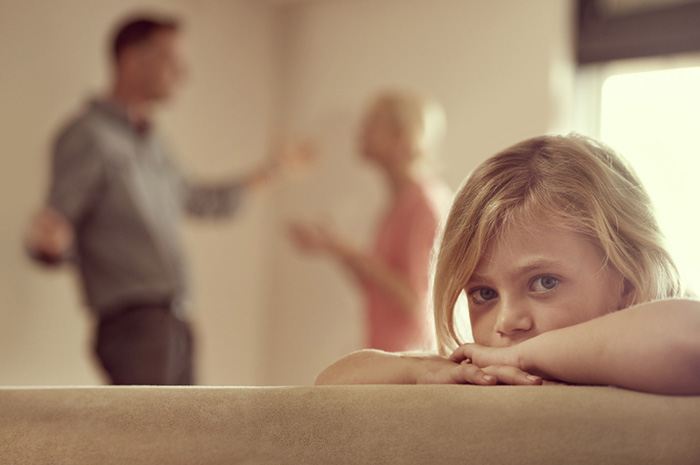 3 things not to say to a child after a divorce
