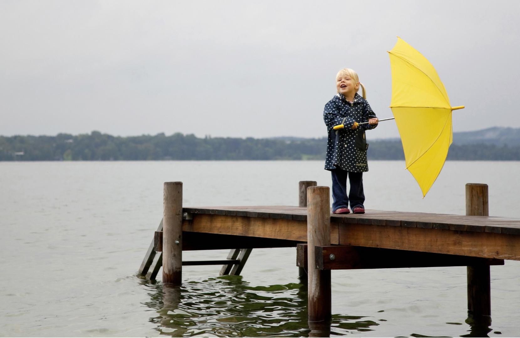 Что делать, если застигла непогода: 15 правил
