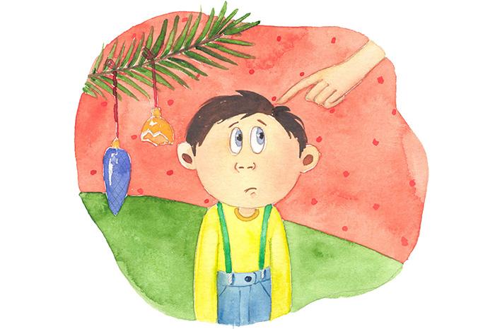 Психологические ярлыки: как родители навешивают их на детей