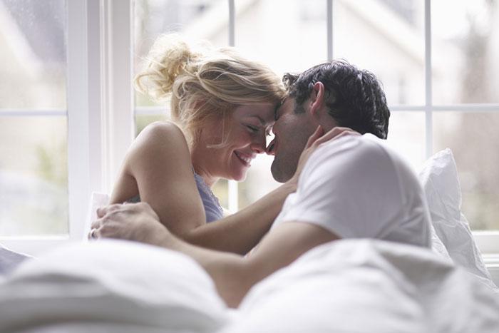 Волнение при занятии сексом с новой девушкой