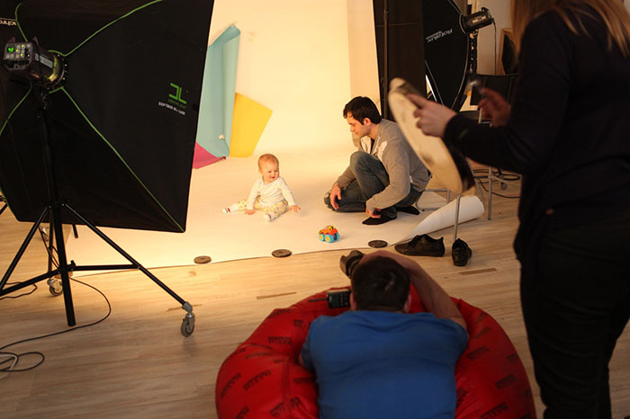 """Results of the second casting of the contest """"Baby on the Cover"""""""