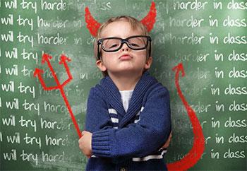 Как из плохих детей вырастают хорошие: эволюция «плохого» поведения