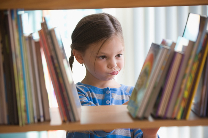 How to teach a child to love to read