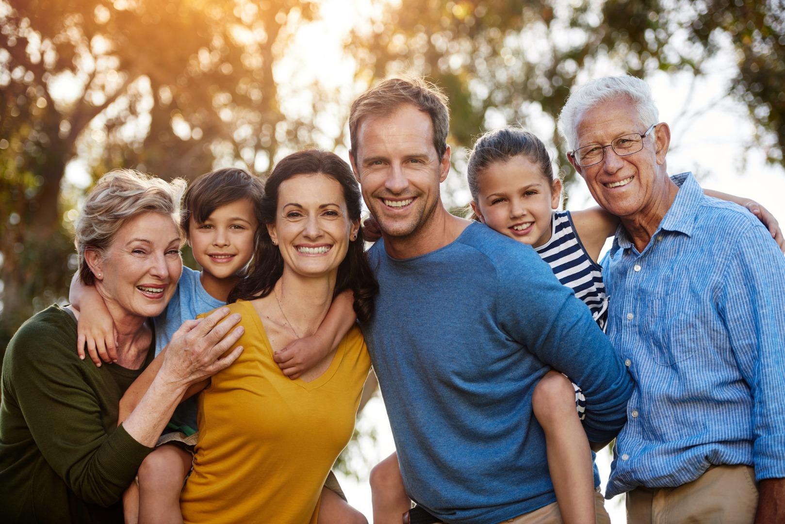 Отдых большой семьей: 7 нюансов, «экономящих» нервы