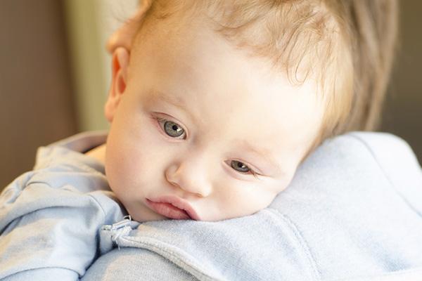 Warning: baby rotavirus!