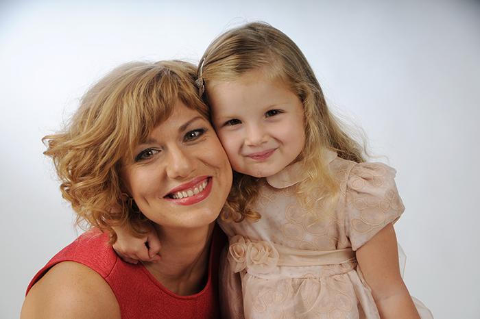 Елена Бирюкова: «Моя беременность стала для нас спасением»