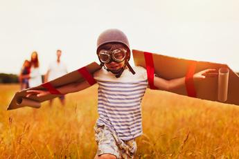 5 способов воспитать оптимиста