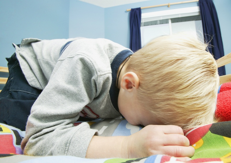 Children's tantrums: taming the obstinate