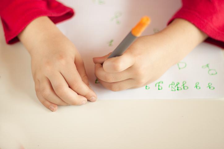 Children's handwriting: should it be corrected?