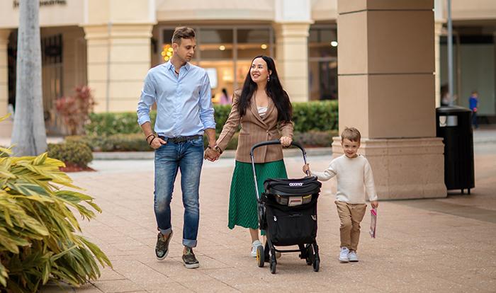 Инстамама Ксения Секиро: «Общаемся с ребенком, как с гостем»
