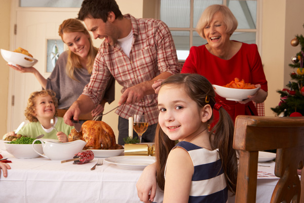 Как создать семейные традиции?