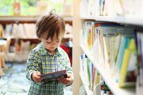 5 причин пойти с ребенком в библиотеку